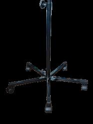 Pedestal de 5 pernas para Secador