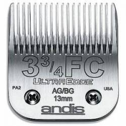 Lâmina 3 3/4F Andis UltraEdge