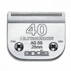 Lâmina 40 Andis UltraEdge